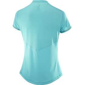 Salomon Agile Løbe T-shirt Damer turkis